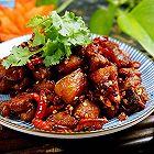 家宴菜:辣子鸡