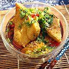 古北香煎豆腐角