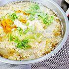 白菜豆腐酸辣汤