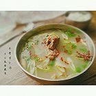 牛骨萝卜汤