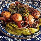 朝鲜族特色小菜:酱土豆