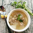 白玉肉丸汤