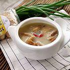 养胃食疗:猴头菇猪肚汤