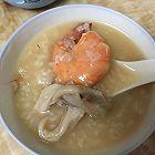 猪肚鲜虾粥