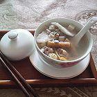 台湾的美食小吃:党参薏米四神汤