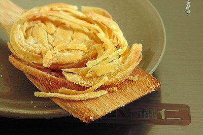 电饼铛菜谱:金丝饼
