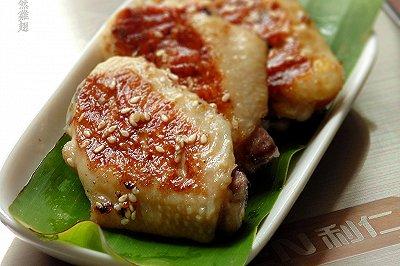 电饼铛菜谱:孜然鸡翅
