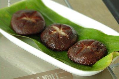 电饼铛菜谱:煎香菇