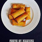 春节家宴必备菜:黄金炸春卷