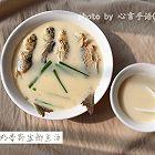 奶香野生鲫鱼汤