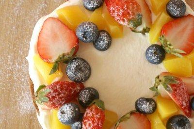 最流行的裸蛋糕