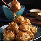 香港人气小吃:咖喱鱼丸