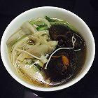 鲜出墙的杂菌汤