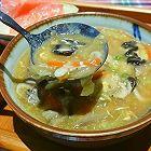 大白菜疙瘩汤