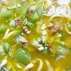 平菇水瓜瘦肉汤