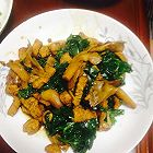 平菇炒鸡胸肉