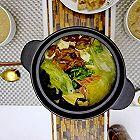 肥肠白菜煲