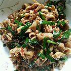 肥肠炒韭菜