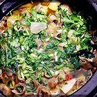 金陵双臭:臭豆腐肥肠煲