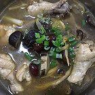 冬季滋补鸡腿汤