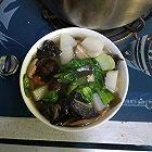 蔬菜汤面 日式 高汤