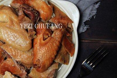 电压力锅版盐焗鸡
