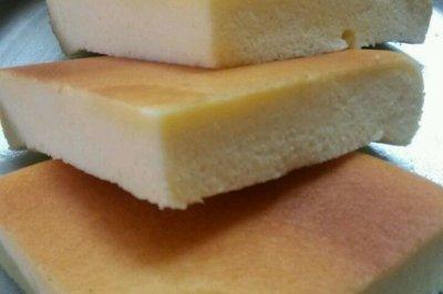 电饭锅版松软可口海绵蛋糕