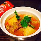 砂锅番茄牛肉汤