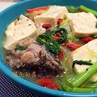 鲤鱼炖豆腐