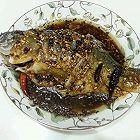 蒜爆鱼(油淋鱼)