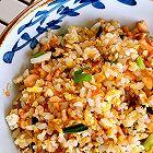 三文鱼蛋炒饭