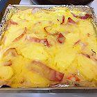 海鲜菠萝薄饼