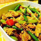 芦笋鸡胸肉