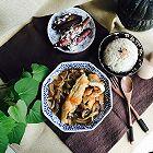 三文鱼排饭