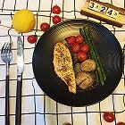 香烤三文鱼
