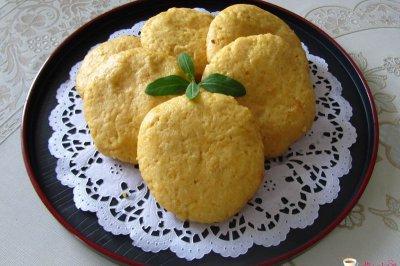营养粗粮早餐:水煎玉米饼