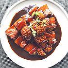 鲍鱼红烧肉