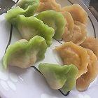 彩色小水饺