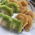 彩色宝宝水饺