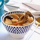 鲜菌牛骨汤