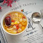 百合白果甜汤