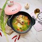 秋冬食补养生羊肉汤