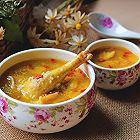 糙米炖鸡-滋补佳品