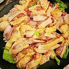 粤式打边炉:清汤海鲜鸡火锅