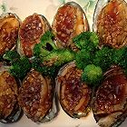 蒜蓉蚝汁鲍鱼