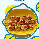 豆腐胡萝卜虾丸