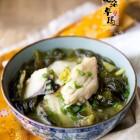 酸辣开胃菜:泡椒酸菜鱼