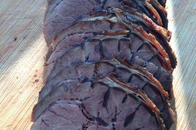 自制家里酱牛肉