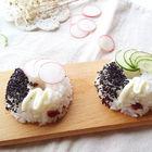 蔓越莓寿司圈