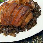 笋干菜扣肉